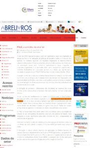 Site Abrelivros - 19 - 06 - 2018